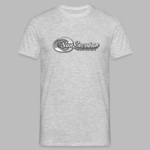 San Escobar Customs - Koszulka męska