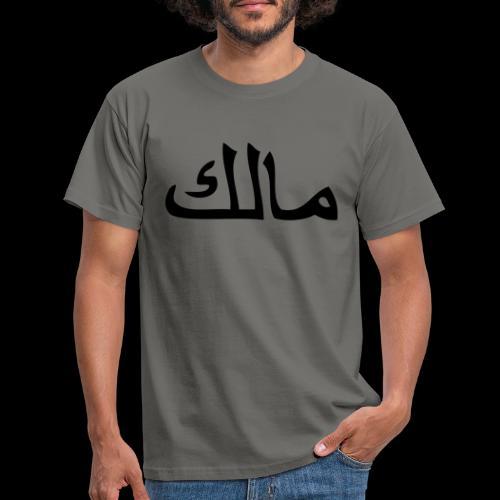 Malik - Männer T-Shirt
