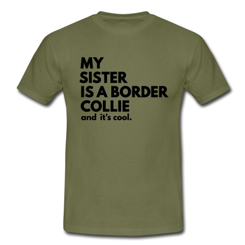 MSB_TEE_SISTER - T-shirt Homme
