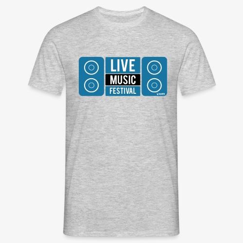 Sound 005 - Camiseta hombre