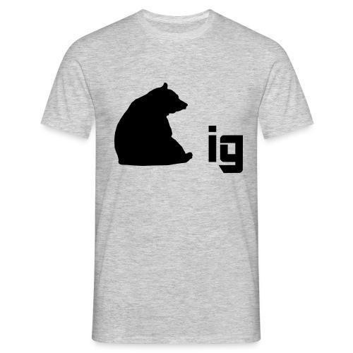 Bärig - Männer T-Shirt