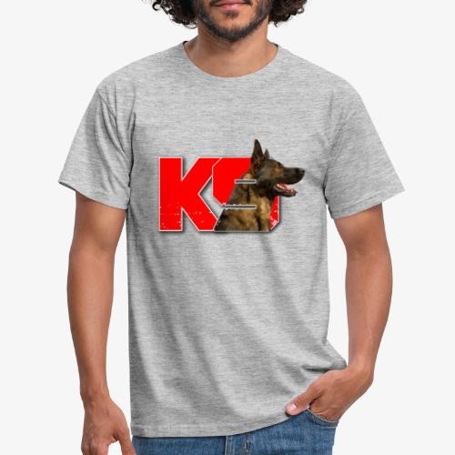 malinois k-9 - T-shirt Homme