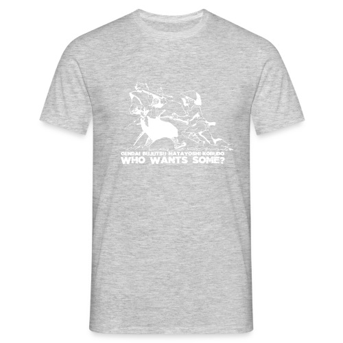 WWS TRANS vectorized XXL WHITE - Men's T-Shirt