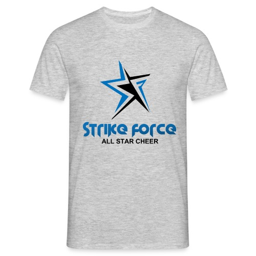 Strike Force Front and Side Logo - Men's T-Shirt