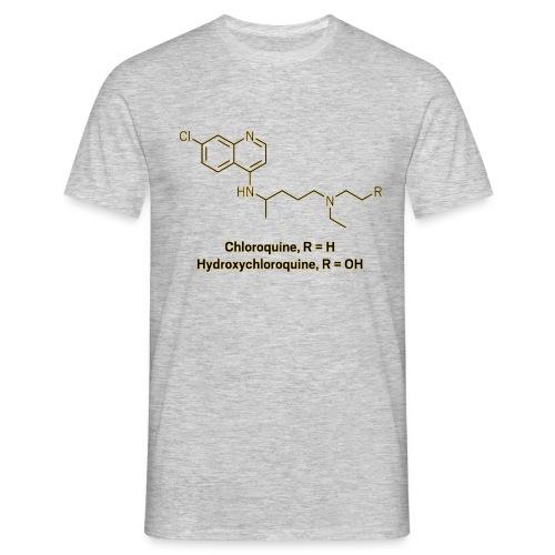 Hydroxychloroquine - Männer T-Shirt