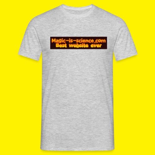 coollogo com 235413711 png - Men's T-Shirt