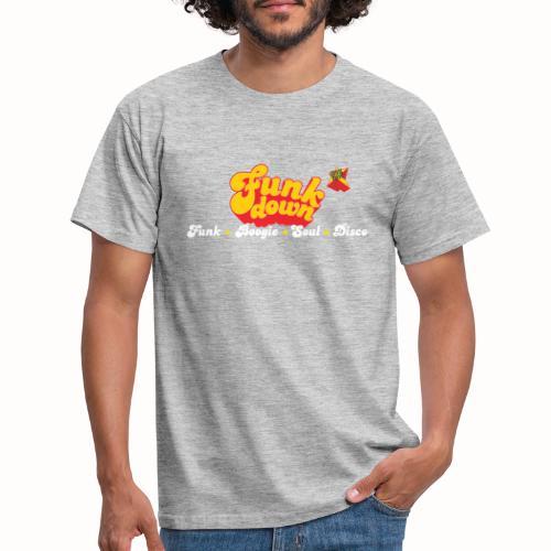FunkDown Official Merchandise (med genrer) - Herre-T-shirt