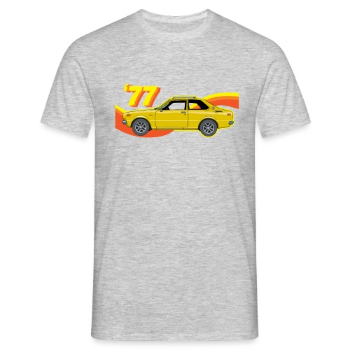 Kurt's Classic '70s Ride - Men's T-Shirt