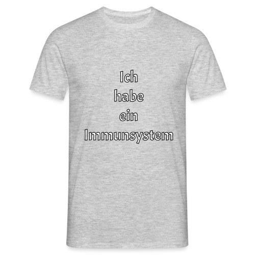 Immunsystem - Männer T-Shirt