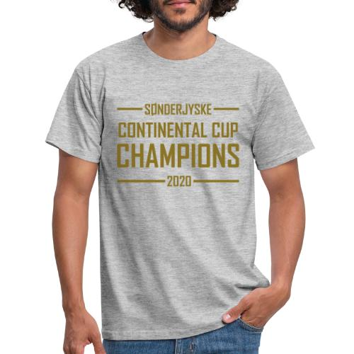 cc champ gold - Herre-T-shirt