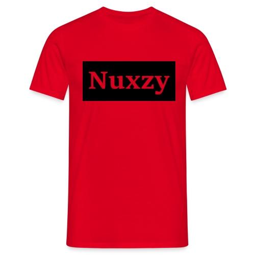 Nuxzy sweatshirt - Herre-T-shirt