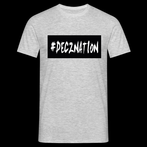 DECZNATION - Men's T-Shirt