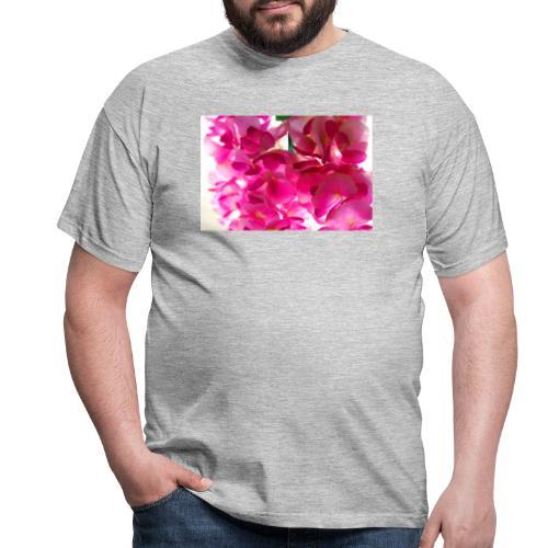 Cotton flowers. - Camiseta hombre