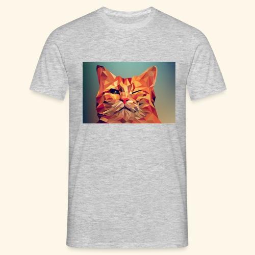 poly 3295856 1920 - Männer T-Shirt