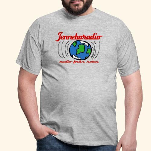 Jenneboradio -Sveriges minsta radiostation - T-shirt herr