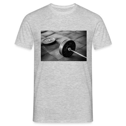 Add weight! - Männer T-Shirt