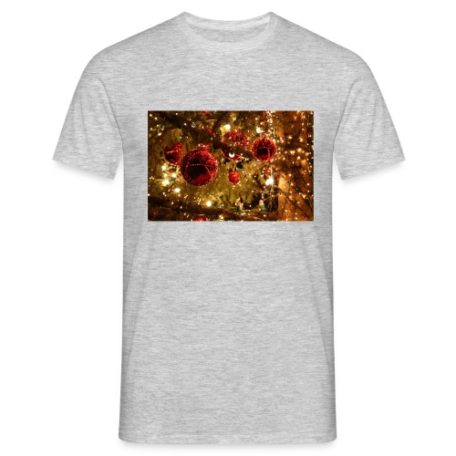 Christmas clothes - Mannen T-shirt