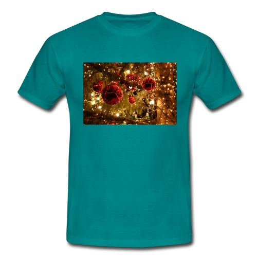 Christmas clothes - Mannen T-shirt