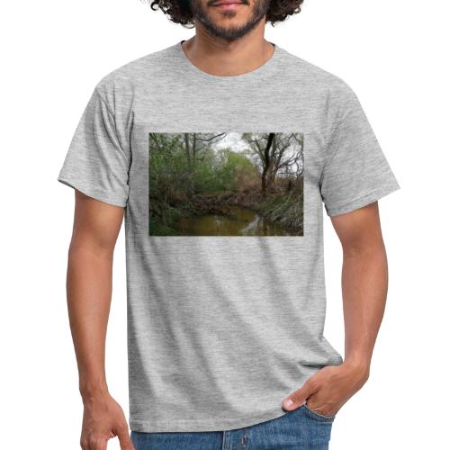 BIBER-STAUDAMM - Männer T-Shirt