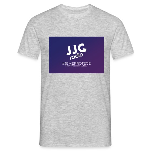 JE ME PROTEGE - MONTPELLIER, LUNEL - T-shirt Homme