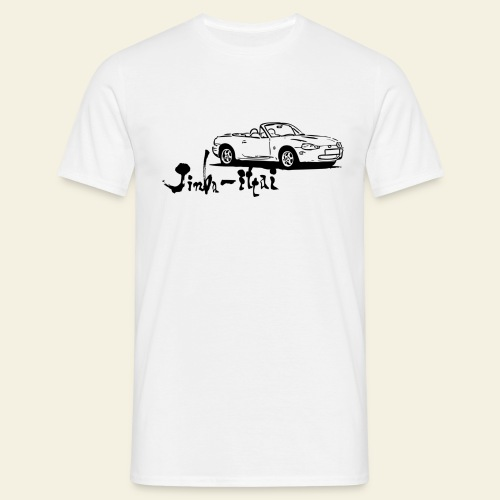 mx5 nb - Herre-T-shirt