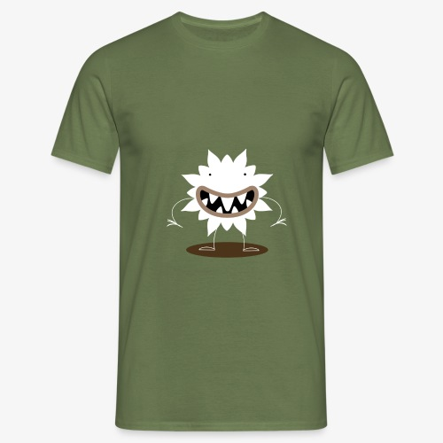 'Oasi' Monster Monstober DAY 29 - Mannen T-shirt