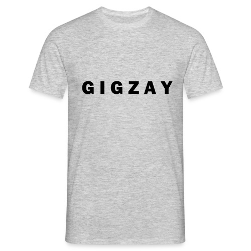 Gigzay - T-shirt Homme