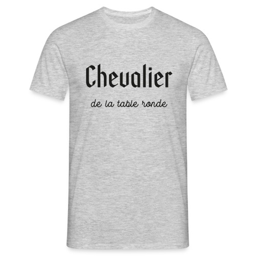 chevalier-table-ronde - T-shirt Homme