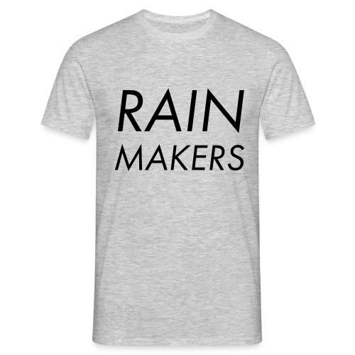 rainmakertext - Miesten t-paita