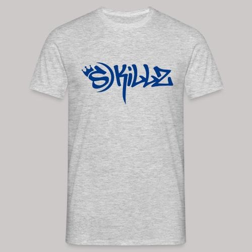 S Killz blau - Männer T-Shirt