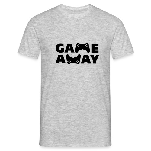 game away - Mannen T-shirt