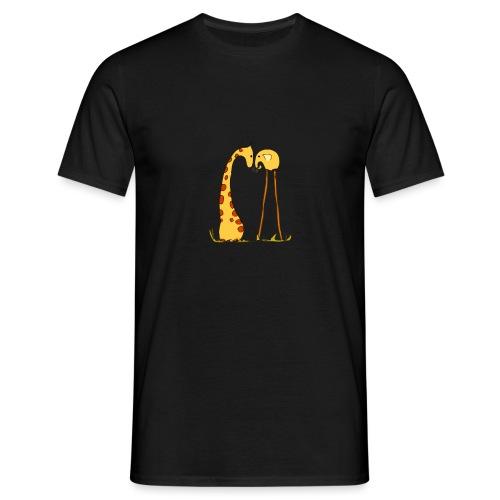 Maglietta San Valentino Tenera | con Animali - Maglietta da uomo