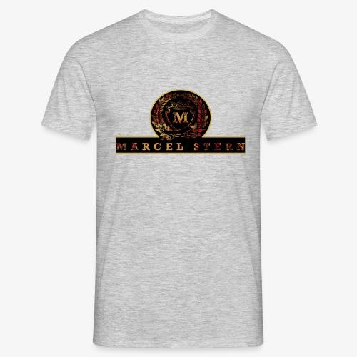 Logo Borduur1 3 - Mannen T-shirt