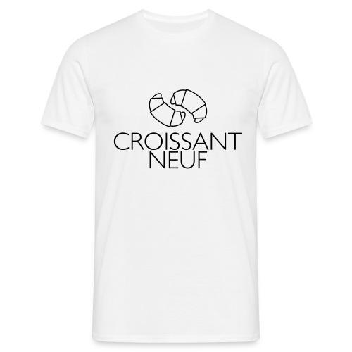 Croissaint Neuf - Mannen T-shirt