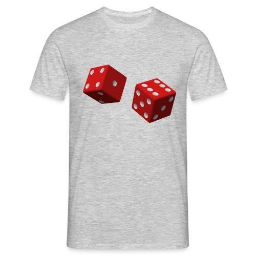 Tärning - T-shirt herr