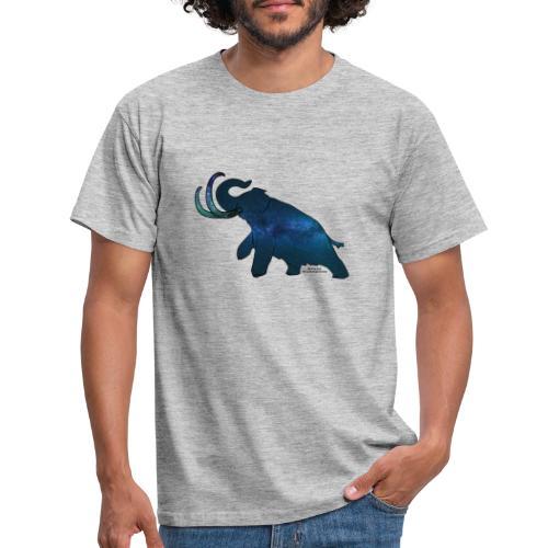 Space Mammoth - Männer T-Shirt