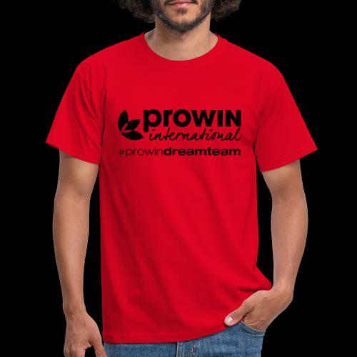 prowin Logo - Männer T-Shirt