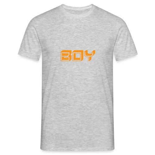 boy 3 - Mannen T-shirt