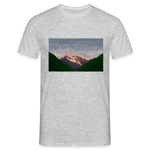 Mountain - Men's T-Shirt