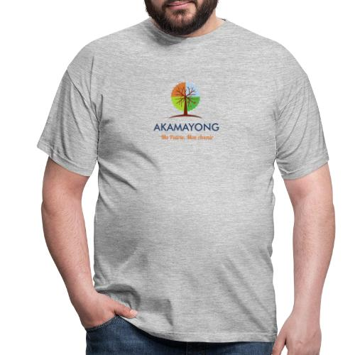 akamayong - T-shirt Homme