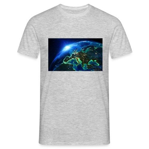 Planeta Tierra - Camiseta hombre