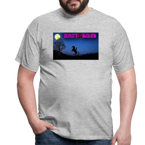 nightrider merch - Herre-T-shirt