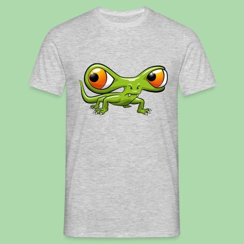 Monster Echse - Männer T-Shirt
