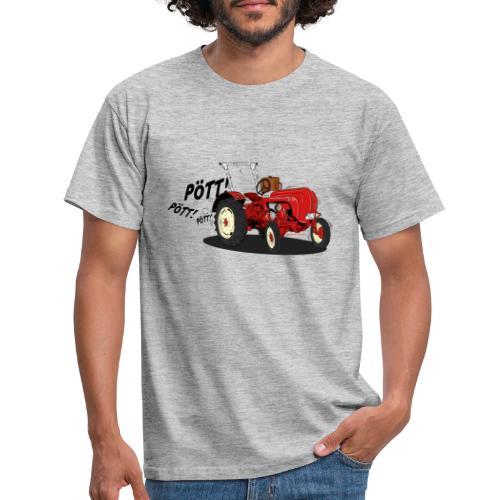 Brunhilde pött pött - Männer T-Shirt