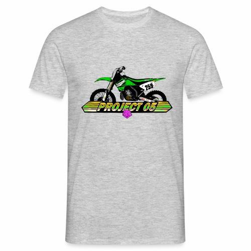 PROJECT 05 - Maglietta da uomo