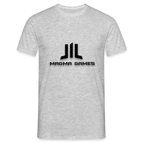 Magma Games muismatje - Mannen T-shirt