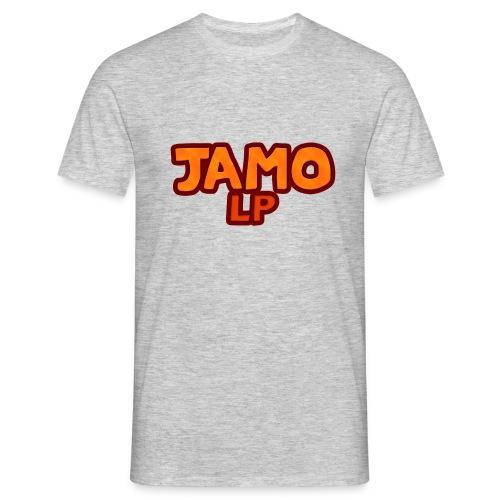 JAMOLP Logo T-shirt - Herre-T-shirt