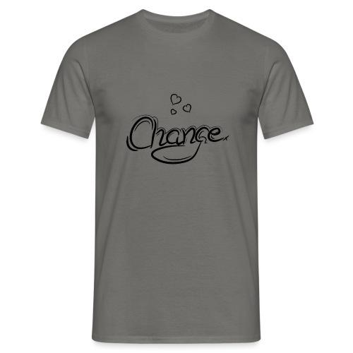 Änderung der Merch - Männer T-Shirt