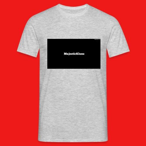 New - Herre-T-shirt