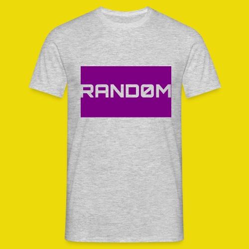 Random Logo - Men's T-Shirt